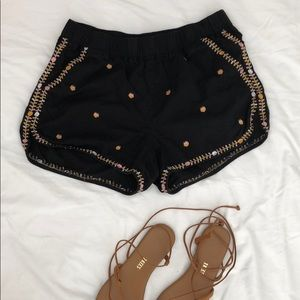 Madewell cotton shorts